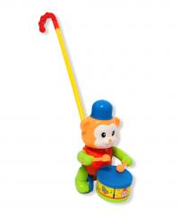 Играчки за бутане с дръжка