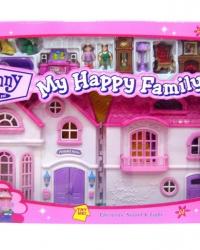 Колички, легла и къщи за кукли