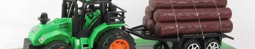 Строителни и агро машини
