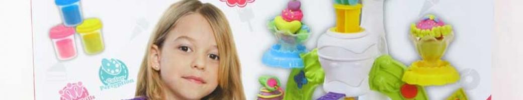 Играчки за моделиране и рисуване